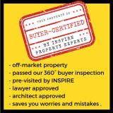 INSPIRE buyer-certified