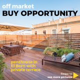 off market opportunity Born