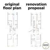 floor plan & proposal