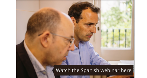 Spanish Barcelona Real Estate Webinar: Bernardo Gonzalos and Raf Jacobs